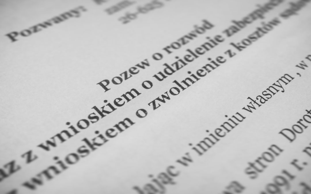 eksmisja w sprawie o rozwód #adwokat #Radom